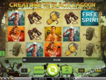 gratis fruitkasten spelen Creature from the Black Lagoon NetEnt