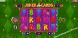 gratis fruitkasten spelen Joker Cards MrSlotty